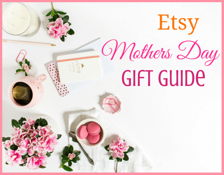Magical Mama Blog Etsy Mothers Day Gift Guide