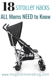Stroller Hacks All Moms Need to Know