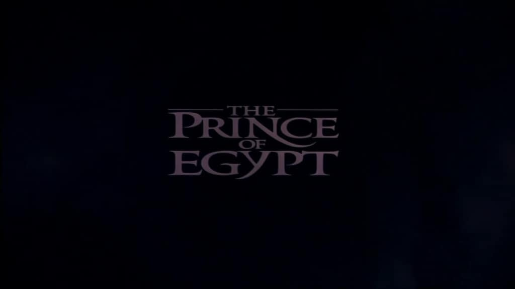 Prince of Egypt Title
