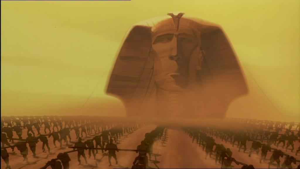 Prince of Egypt Slaves