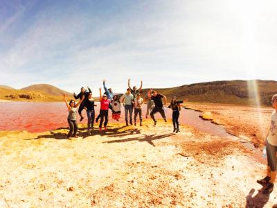 ven a conocer el altiplano de Chile