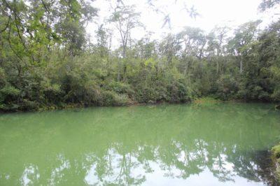 sendero accesible laguna verde