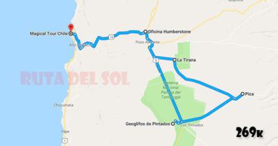 Tours desde Iquique