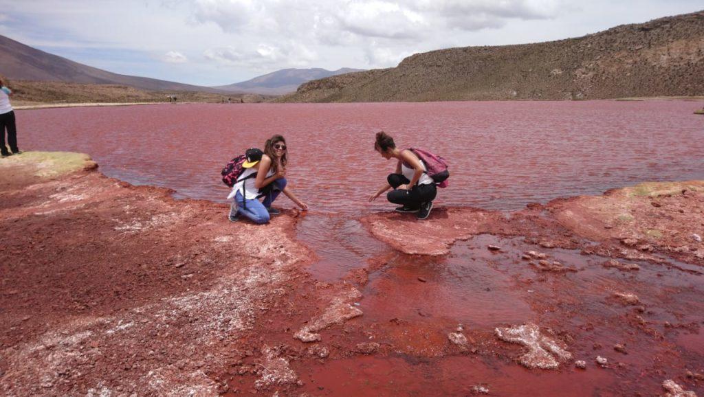 Tour Laguna Roja desde Iquique