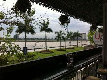 Riverfront in Phenom Penh
