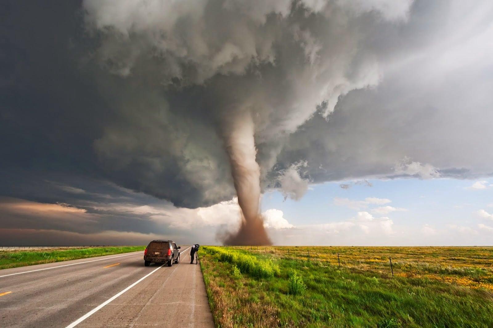 Descubre Cuales Son Los Tipos De Tornados Y Sus Categorias