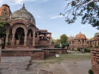 Mandore garden in Jodhpur Rajasthan Rajasthan road trip from Delhi