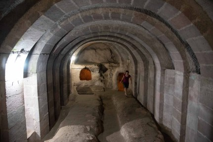 Underground city - Things to do in Cappadocia