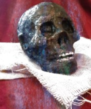 The head of Skurot
