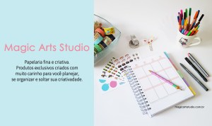 Magic Arts Studio - Papelaria fina e criativa