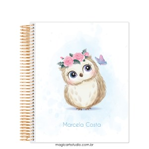 Magic Planner Cute Owl