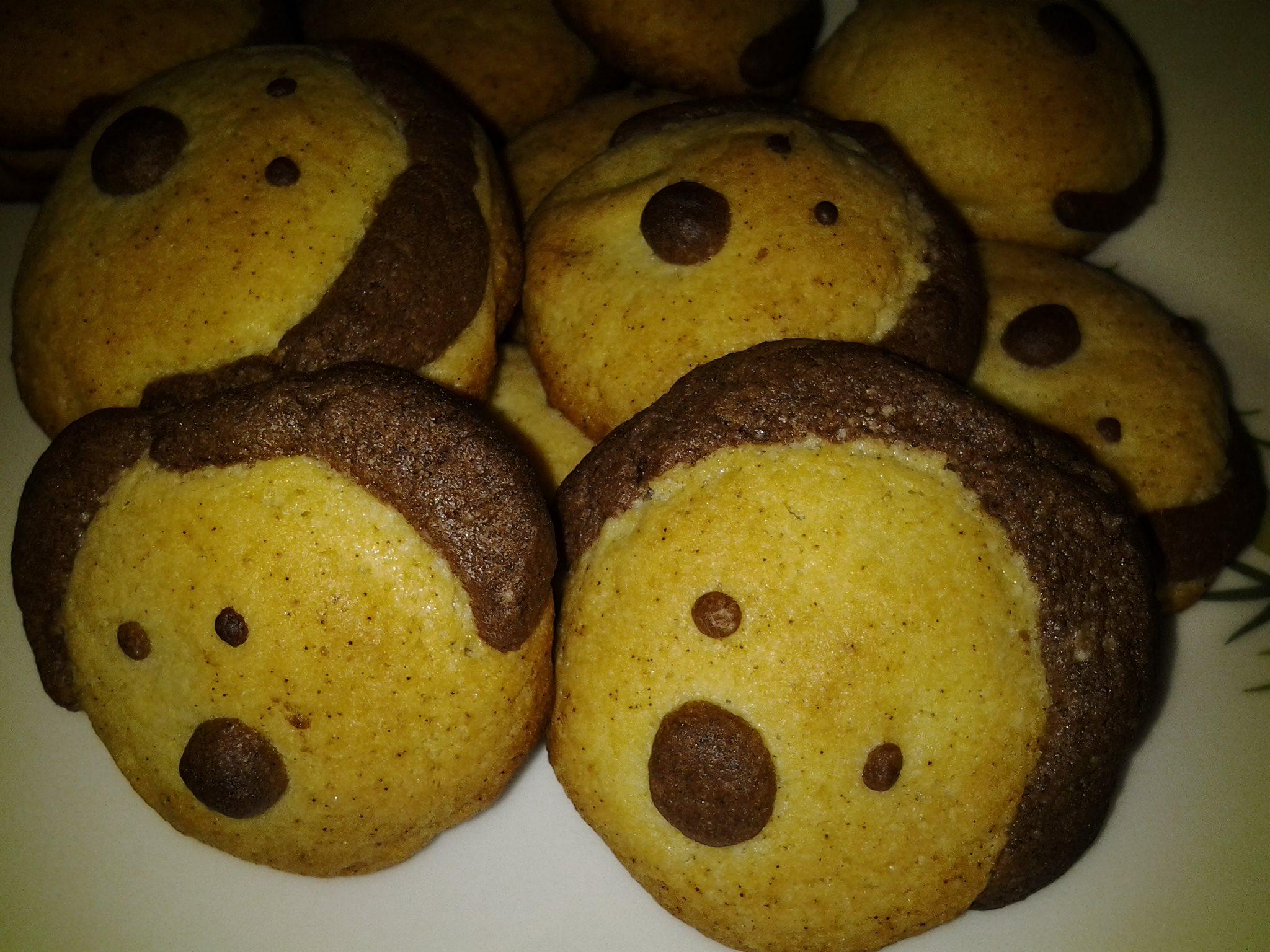 Biscoitos Amanteigados Cachorrinhos