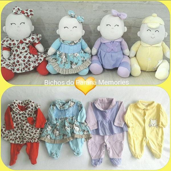 urso roupas de bebê