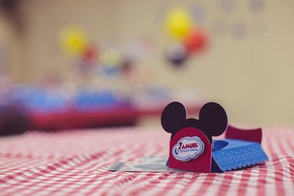 Festa Infantil Mickey Mouse