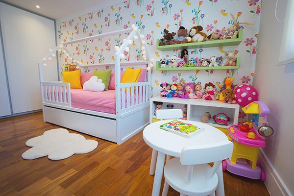 quarto das crianças