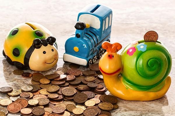 investimentos para crianças