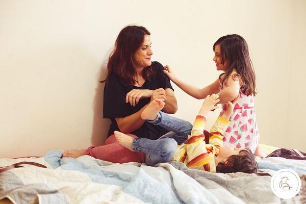 texto bonito maternidade