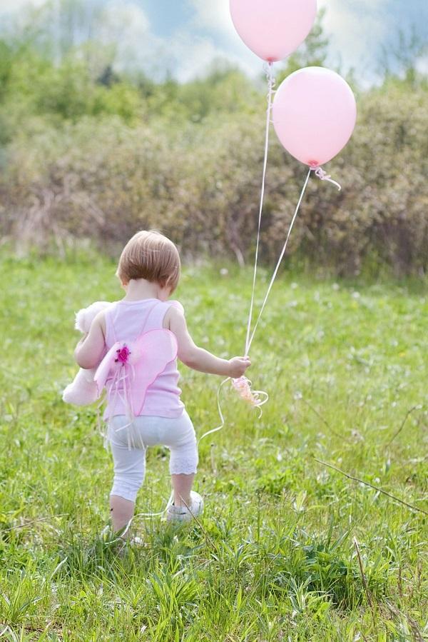 bexigas são perigosas para crianças