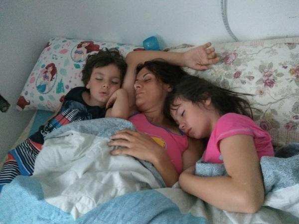 cama compartilhada