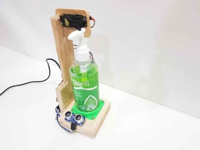smart sanitizer pic 1