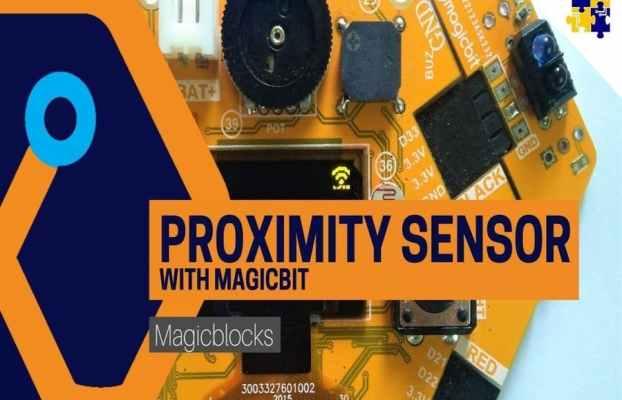 Magicblocks Lesson 09: Proximity Sensor