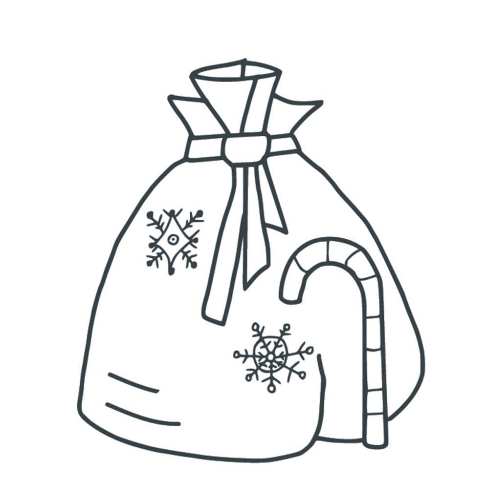 Disegni Di Natale Da Colorare Bellissimi Babbo Natale