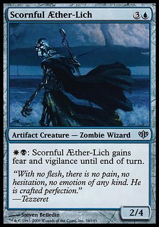 Scornful Æther-Lich