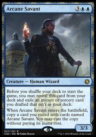 Arcane Savant