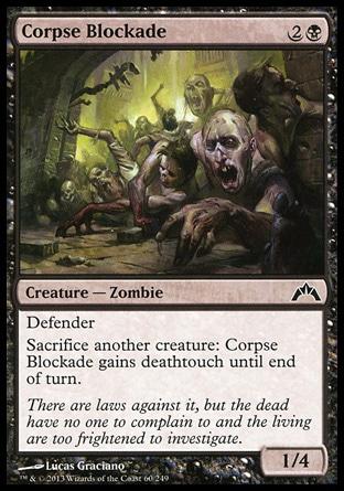 Corpse Blockade