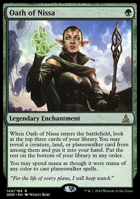 Oath of Nissa