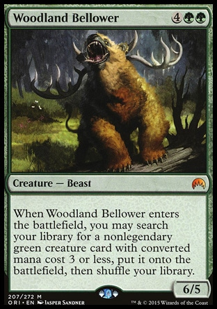 Woodland Bellower