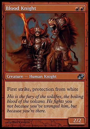 Caballero de sangre