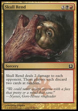 Skull Rend