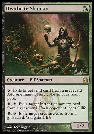 Deathrite Shaman