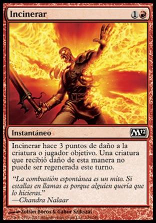 Incinerar