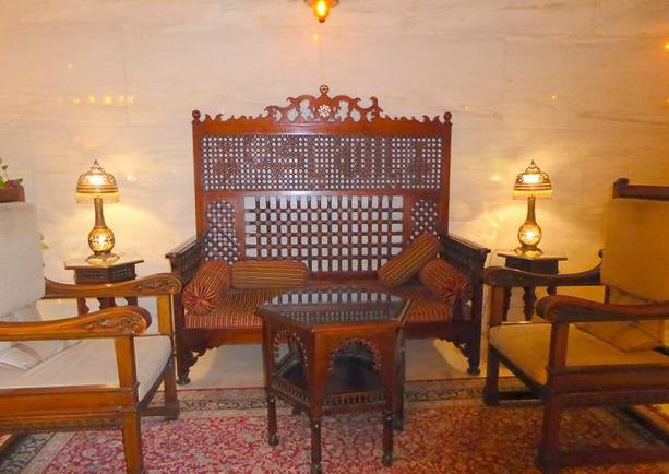 Moorish Antiques the Mena house Hotel, Egypt
