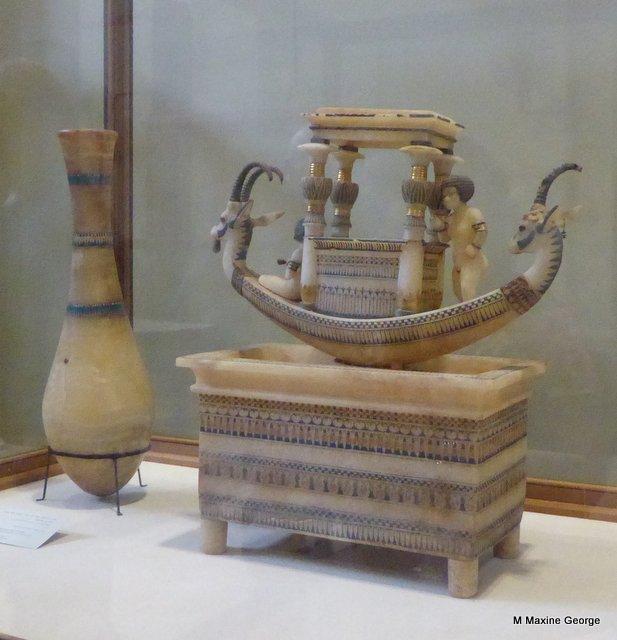 King Tut's Alabaster