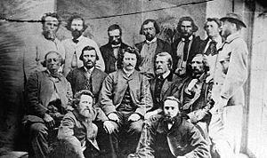The Saskatchewan Provisional Government 1800s