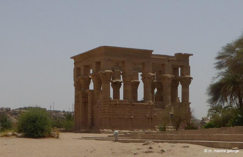 Small Mammisi, Isis Temple Isis Philae