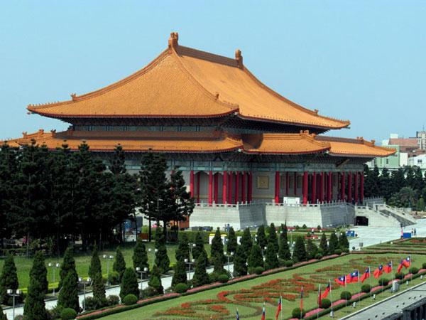 The National Concert Hall, Taipei, Taiwan