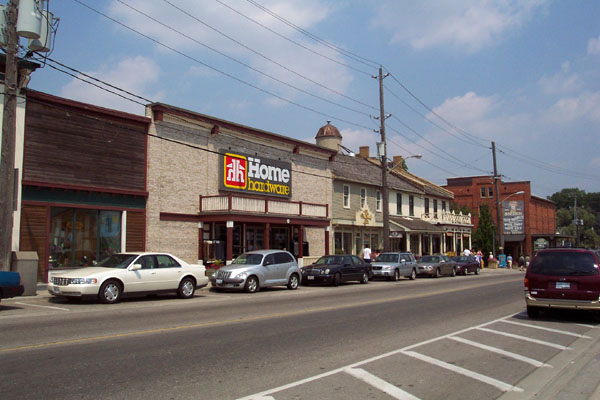 st jacobs hardware store