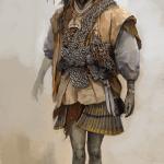 Christoffer Lovéus Character Art