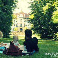 Sommer und Familienzeit