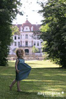 Kinderkleid Klimperklein Gr. 92 - Juli 2015