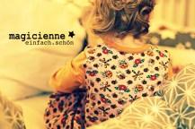 Kinderkleid Klimperklein Gr. 92 - März 2015