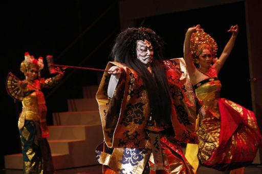 Kabuki actor2