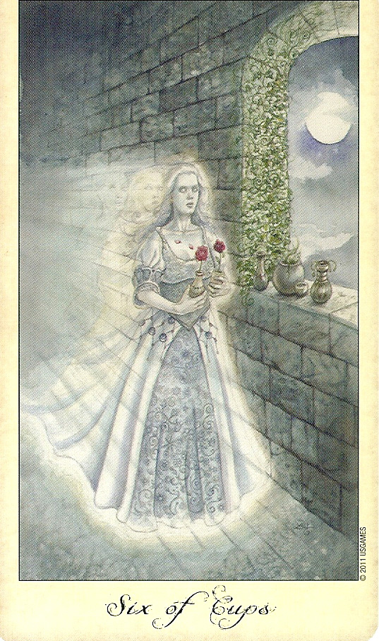 Deck Review Ghost Amp Spirits Tarot By Lisa Hunt The