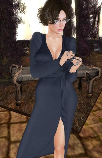 Feb Jeune by Rowne: Dasha Wrap Dress