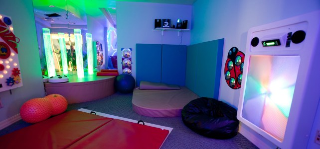 How Sensory Rooms Support Autism