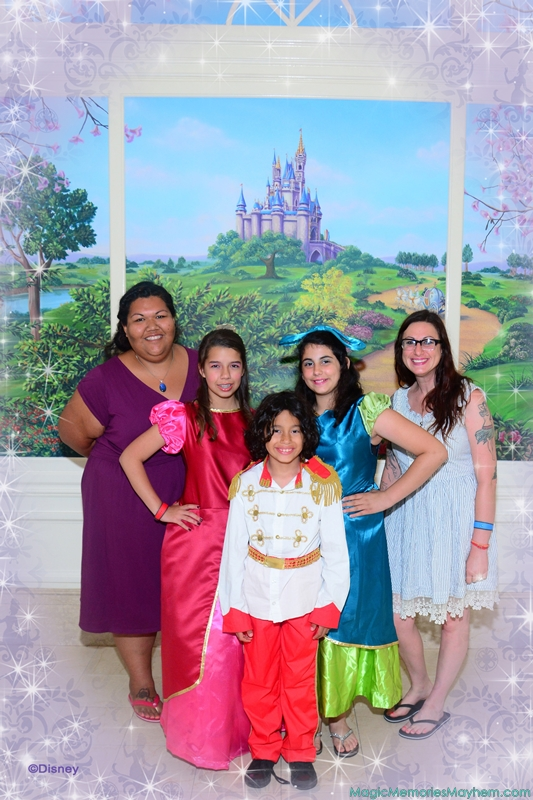 Disney's PhotoPass Dining Locations